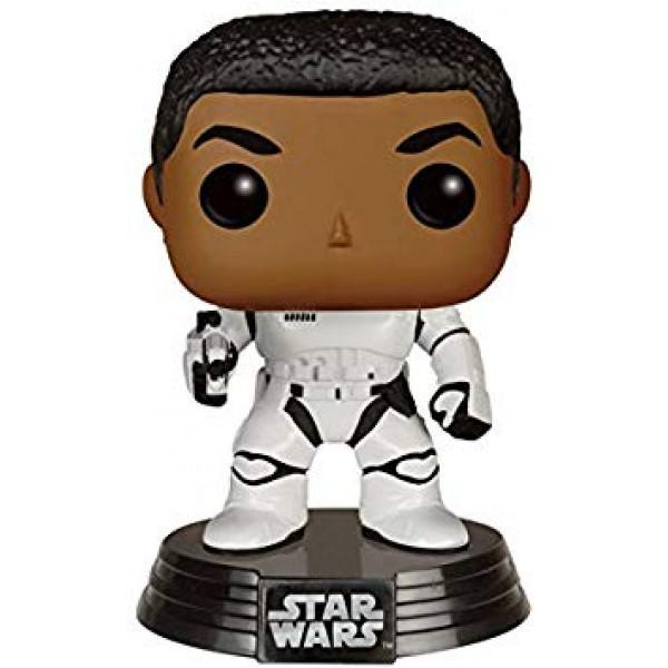 Funko Pop! Star Wars Finn with Blaster Episode VII,