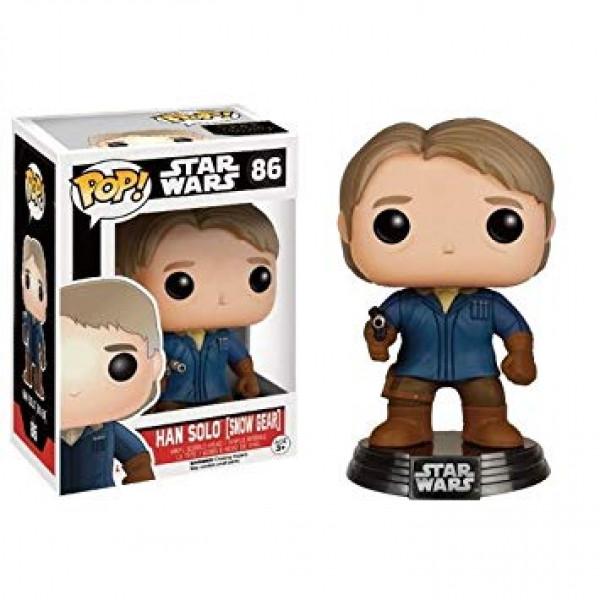 Funko Pop! Star Wars Han Solo Snow Gear Lootcrate Exclusive #86
