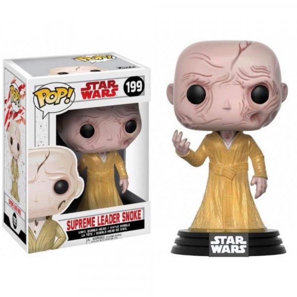 Funko Pop!  Star War Leader Supremo Snoke,