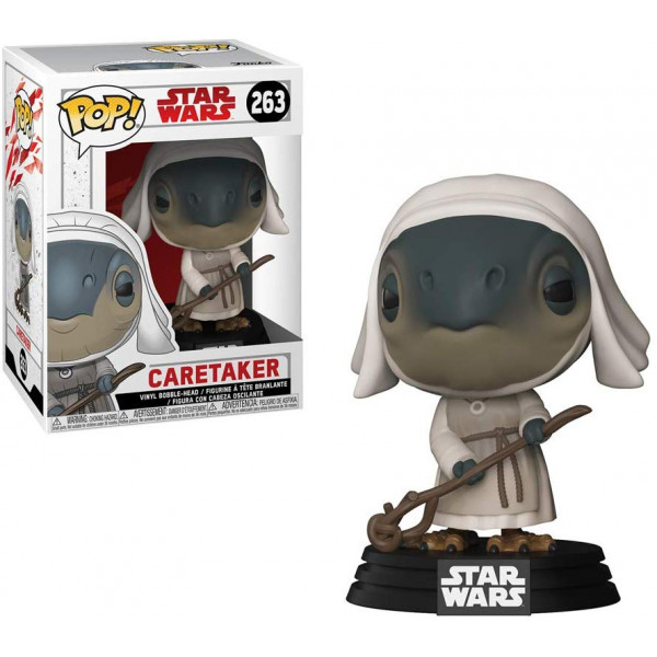 Funko Pop!  Star Wars The Last Jedi Caretaker