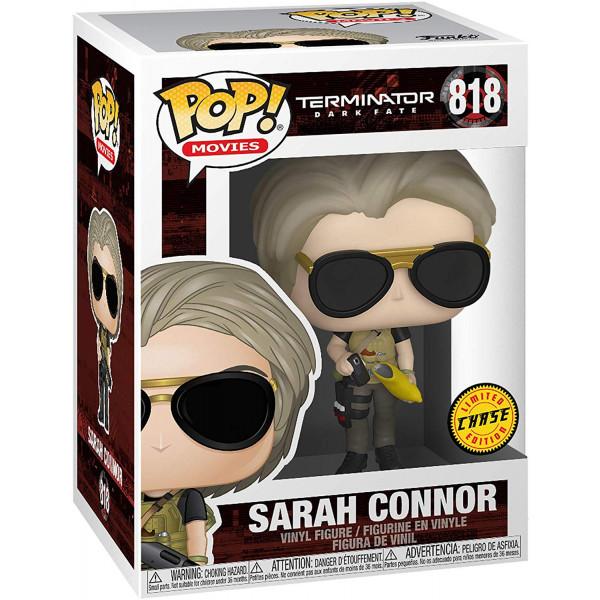 Funko Pop! Terminator Dark Fate Sarah Connor #818 CHASE
