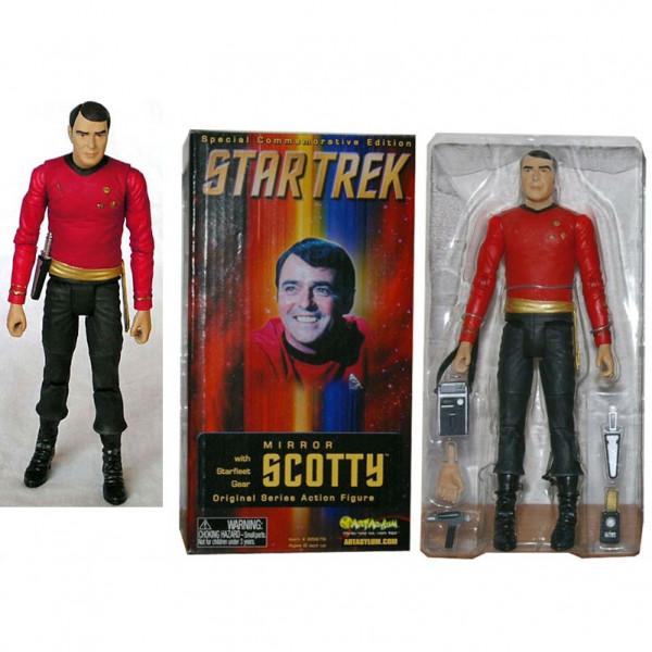 Star Trek Scotty Montgomery Scott Mirror Mirror Figure