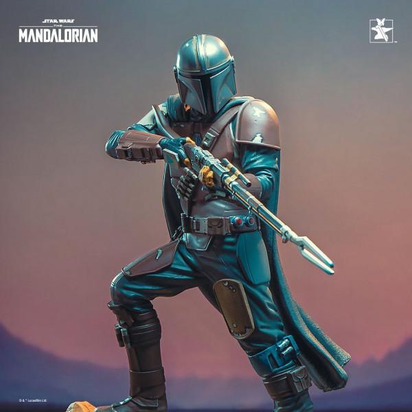 Gentle Giant...-The Mandalorian 1:7 Scale Edizione limitata 3000 pezzi