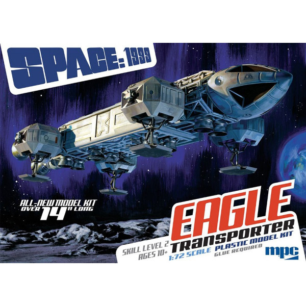 SPACE 1999 14INCH EAGLE TRANSPORTER KIT