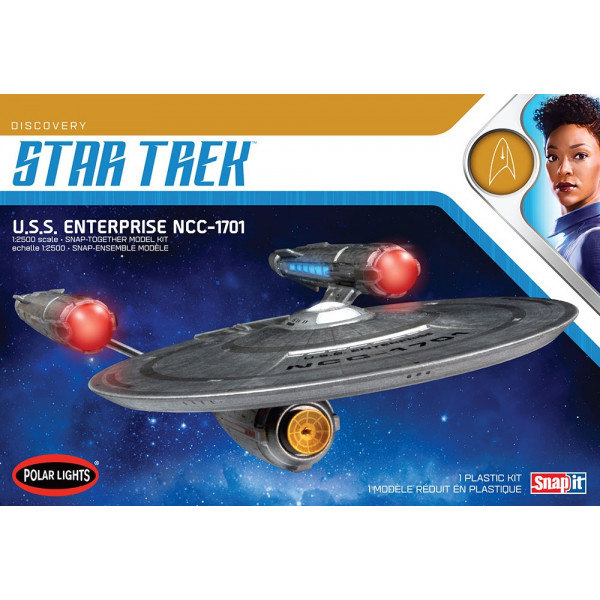 STAR TREK DISCOVERY USS ENTERPRISE SN 2T