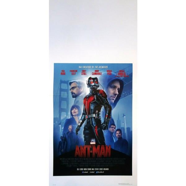 Locandina Ant-man  italia