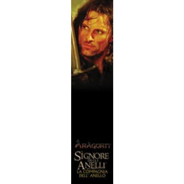 Segnalibro Aragorn – Il Signore degli Anelli: La Compagnia dell'Anello