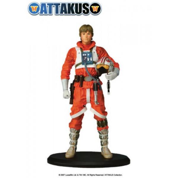 ATTAKUS Star Wars Luke Skywalker Pilot Limited edition 1500 1/10 scale