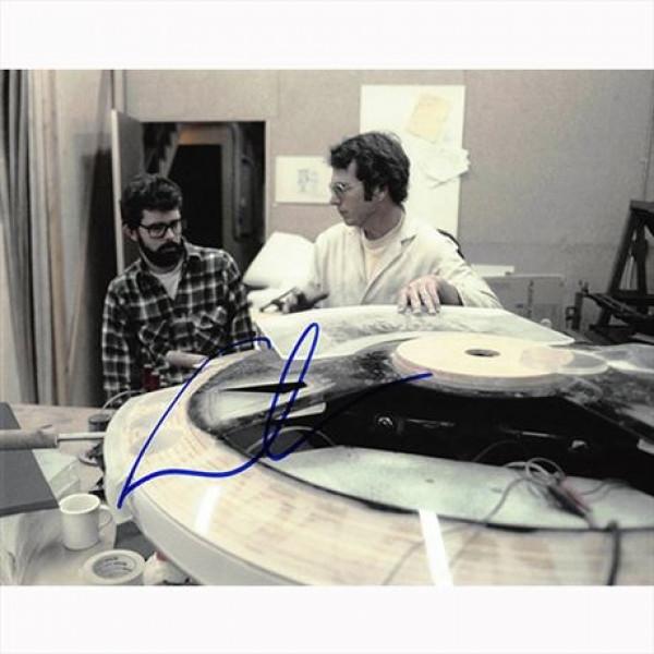 Autografo Star Wars George Lucas -  Foto 20x25