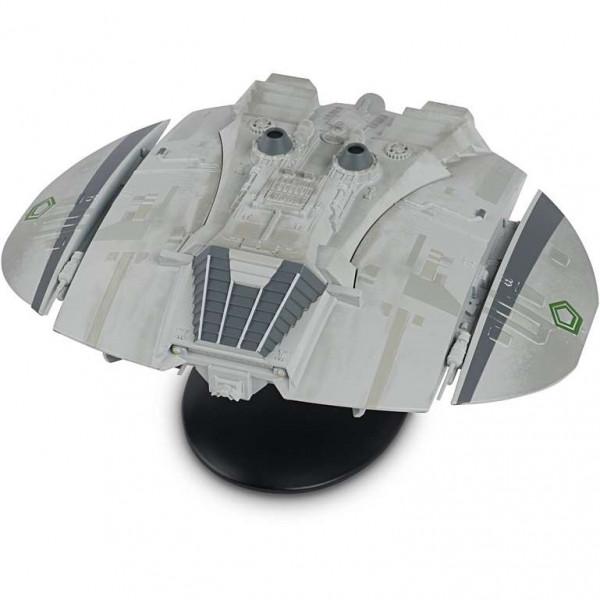 Nave Classic Cylon Raider Mark 1 - Battlestar Galactica