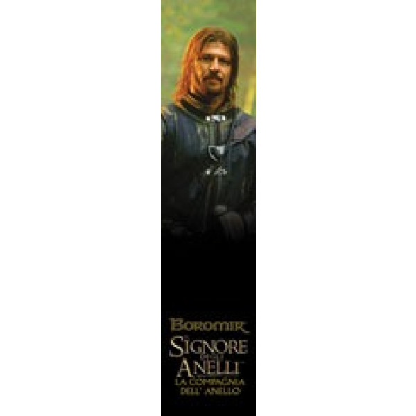 Segnalibro Boromir – Il Signore degli Anelli: La Compagnia dell'Anello