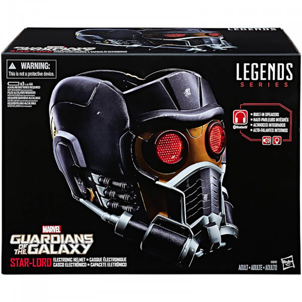Casco di Star-Lord di Guardiani della Galassia 1:1 - Marvel Legends