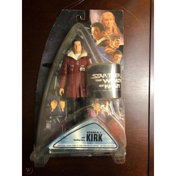 Star Trek II: Wrath Of Khan Series 2 Regula-1 Kirk Action Figure