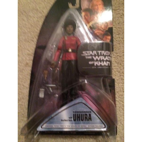 Star Trek II: Wrath Of Khan Uhura Action Figure Diamond Select