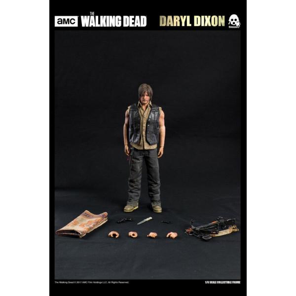 Threezero The Walking Dead Daryl Dixon 1/6 Scale Figure