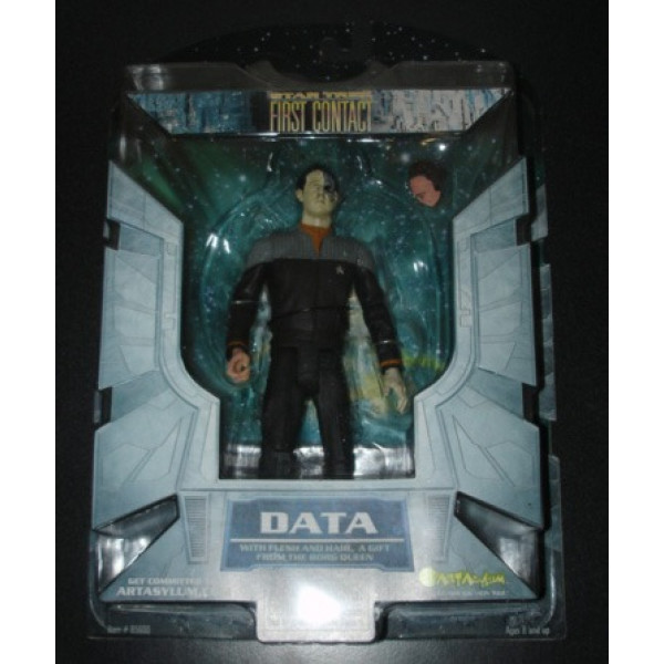 Star Trek First Contact Data Diamond Select