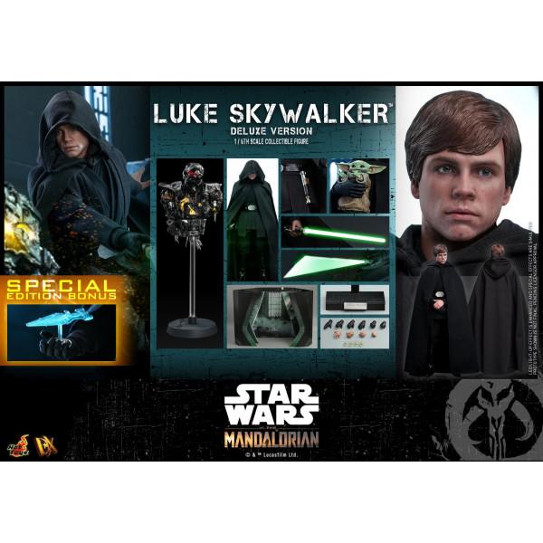 PREORDINE Hot Toys DX 23 The Mandalorian – Luke Skywalker DELUXE