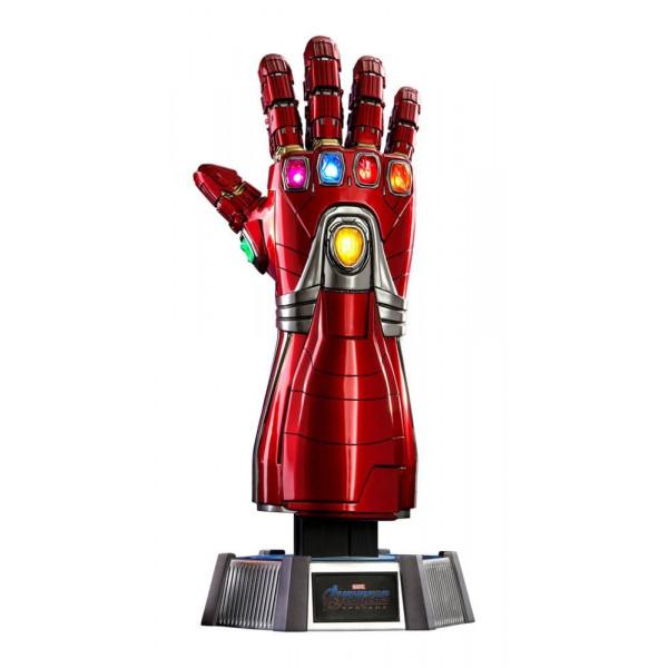 Avengers: Endgame Life-Size Masterpiece Replica 1/1 Nano Gauntlet 52 cm