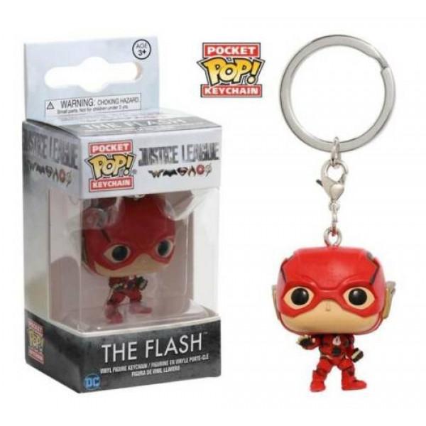 Funko Pocket Pop! Keychain Portachiavi Justice League The Flash