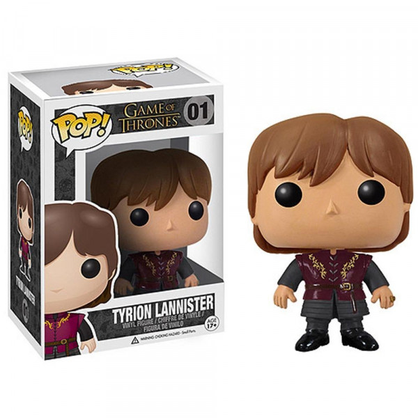 Funko Pop! Game of Thrones: Tyrion Lannister #01