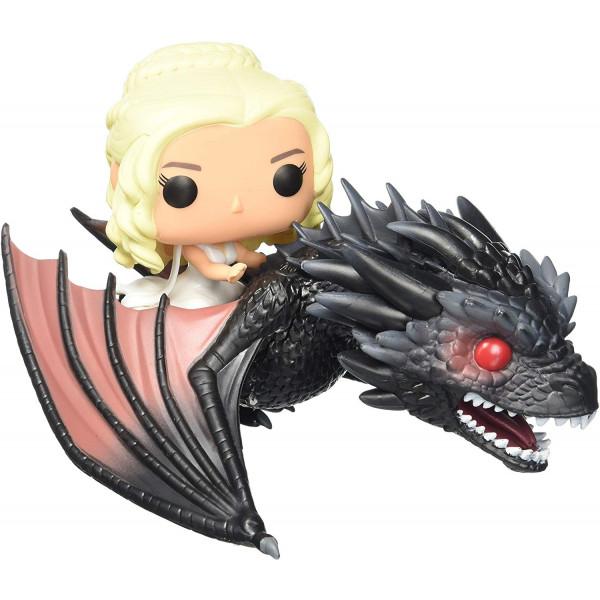 Funko Pop!  Game of Thrones Drogo e Daenerys,