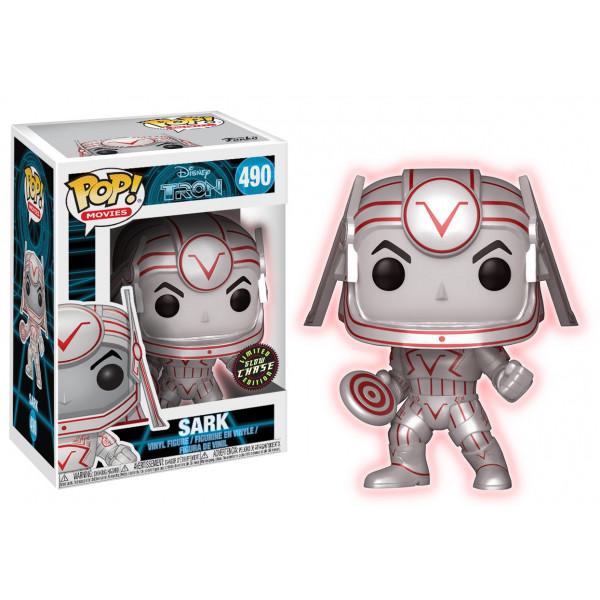 Funko Pop! Disney Tron: Sark #490 Chase