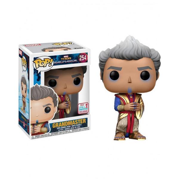 Funko Pop! Thor Ragnarok Grandmaster Nycc 2017