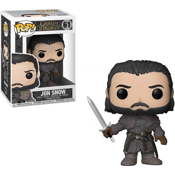 Funko Pop! Game of Thrones Jon Snow (Beyond The Wall)