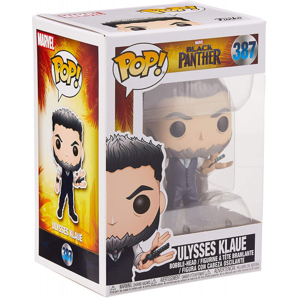 Funko Pop! Black Panther: Ulysses Klaue