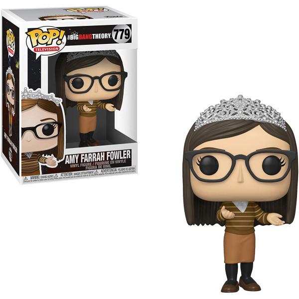 Funko Pop! Big Bang Theory S2: Amy