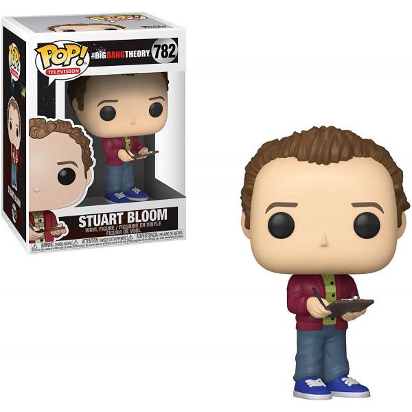 Funko Pop! Big Bang Theory S2: Stuart