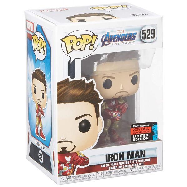 Funko Pop! Avengers Endgame: Iron Man #529 NYCC 2019