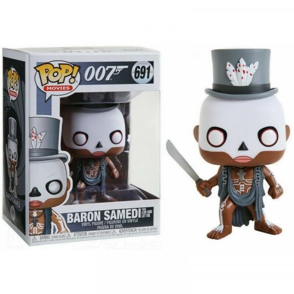 Funko Pop! James Bond: Baron