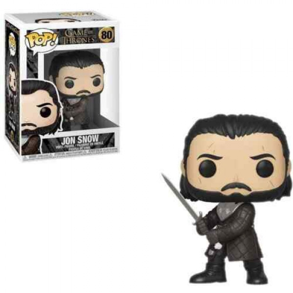 Funko Pop! Game of Thrones Jon Snow #80