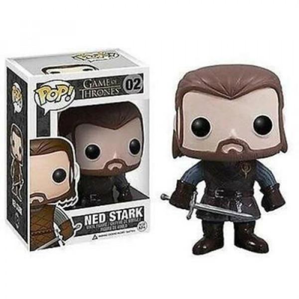Funko Pop!  Game of Thrones  Ned Stark #02