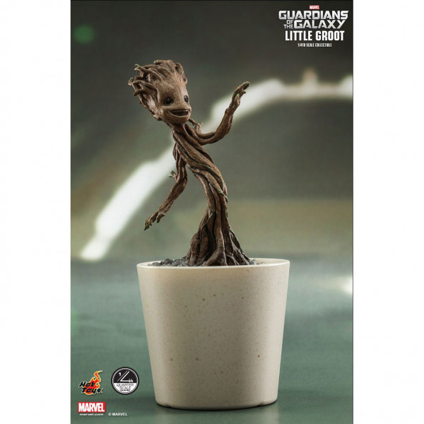 HOT TOYS Guardians of the Galaxy Little Groot 12cm Height Figure