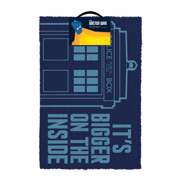 Zerbino Doctor Who (Tardis)