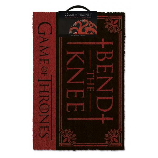 Zerbino Game Of Thrones (Bend The Knee) Il Trono di Spade
