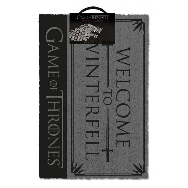 Zerbino Il Trono di  spade Welcome to Winterfell