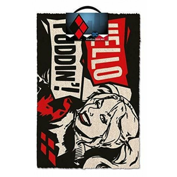 Zerbino Harley Quinn Hello Puddin' !