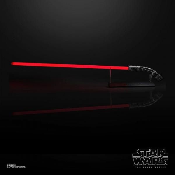 Hasbro Black Series Star Wars Asajj Ventress Force FX Lightsaber 1:1