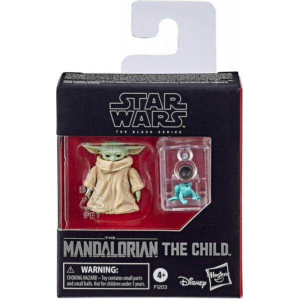 Star Wars The Mandalorian Black Series figure The Child 3 cm