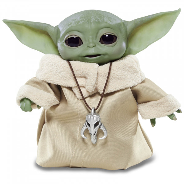 Hasbro Star Wars: The Mandalorian - Animatronic The Child Baby Yoda