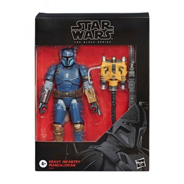 Star Wars Black Series Heavy Infantry Mandalorian Exclusive 15 cm