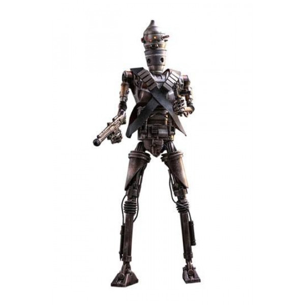 HOT TOYS Star Wars The Mandalorian Action Figure 1/6 IG-11 36 cm