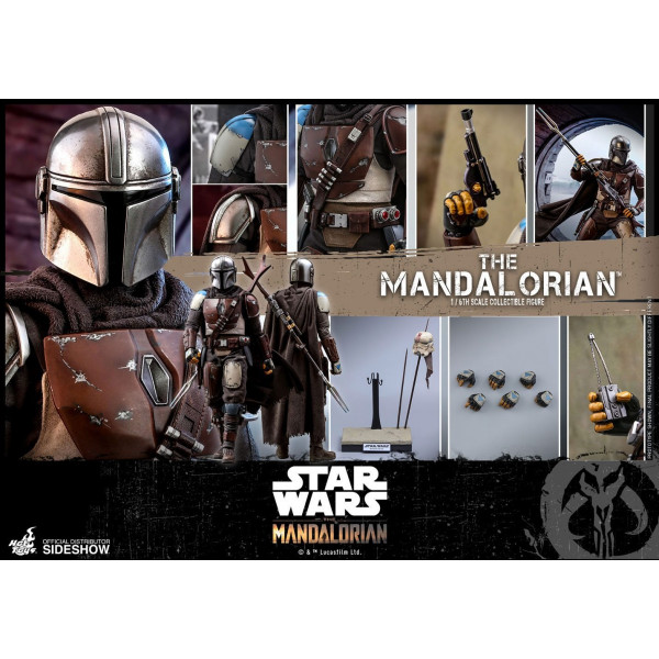 HOT TOYS Star Wars The Mandalorian 1/6