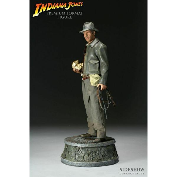 Statue INDIANA JONES Sideshow Statue 1/4 Premium Format