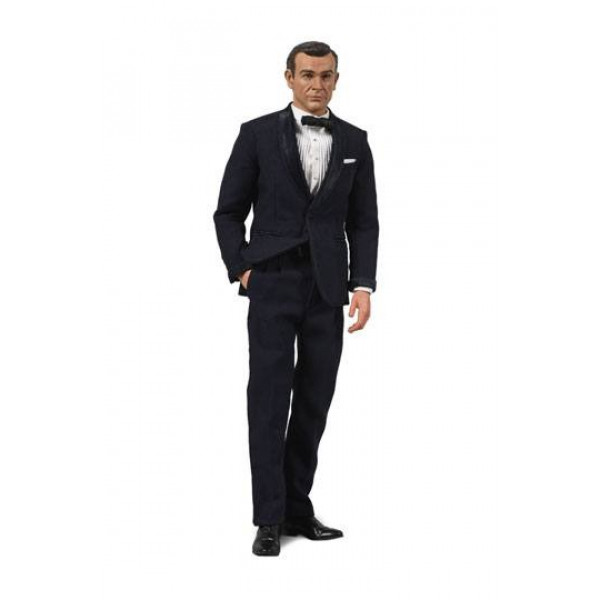 ACCONTO PREORDINE ! SALDO EURO 200,00 Dr. No Collector Figure Series Action Figure 1/6 James Bond Limited Edtion 30 cm