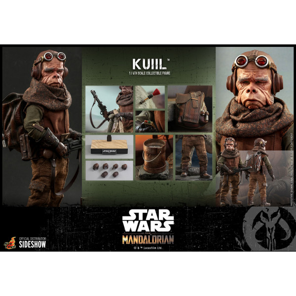 PREORDINE  Kuiil™ Sixth Scale Figure by Hot Toys