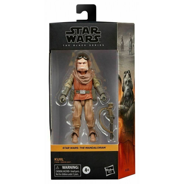 Star Wars The Mandalorian Kuiil Black Series Action Figures 15 cm 2021